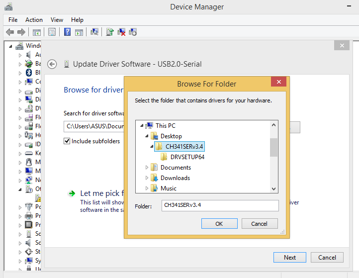 driver usb windows 10 64 bit