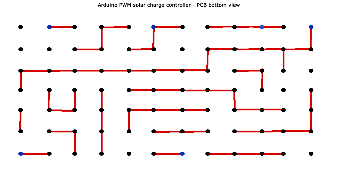 Arduino PWM solar charge controller | arduined eu